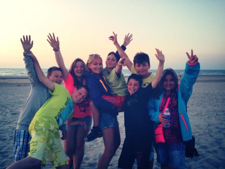 Camp à la mer 3