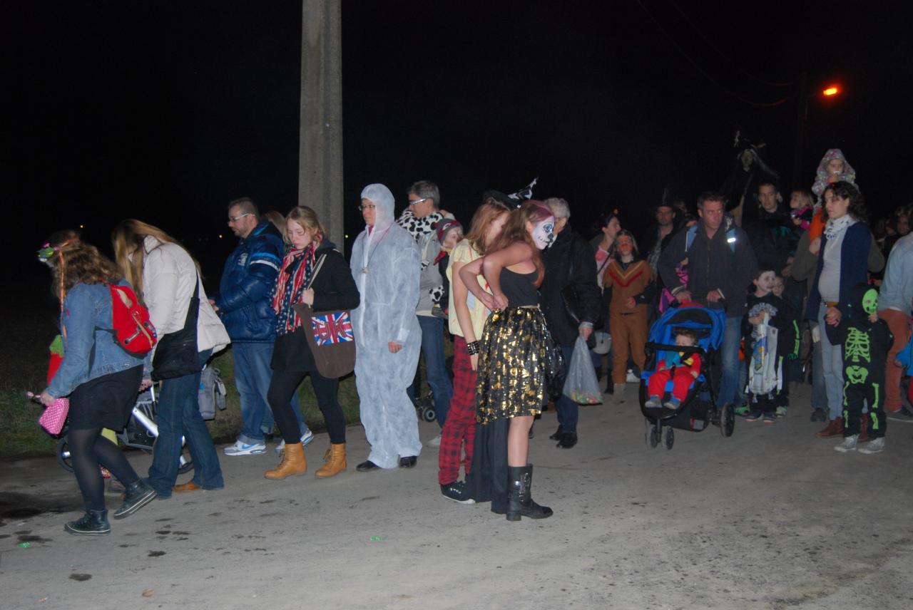 Cortège Halloween 2014 - cortège