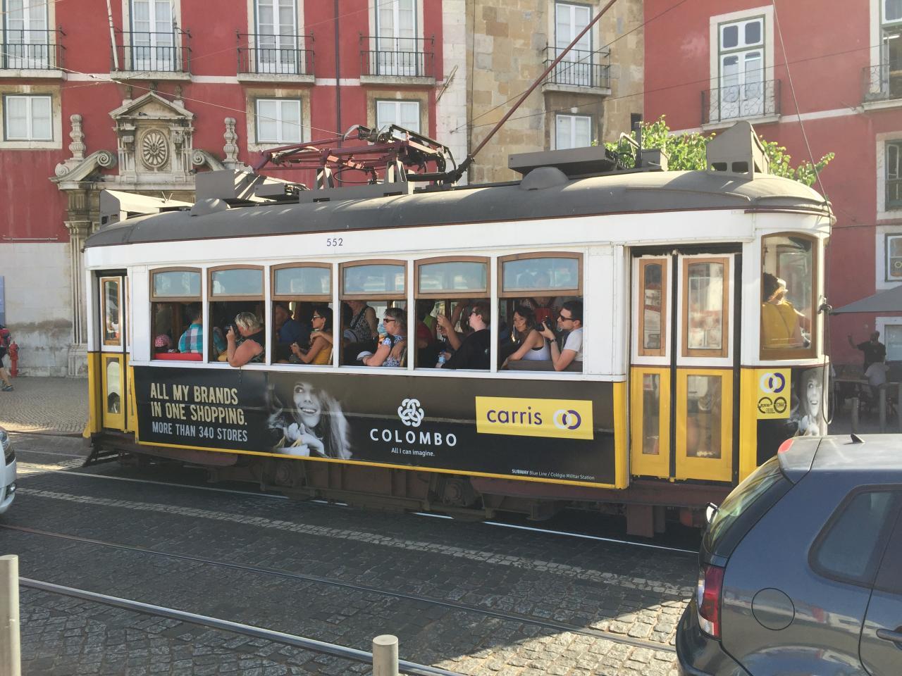 Citytrip Lisbonne