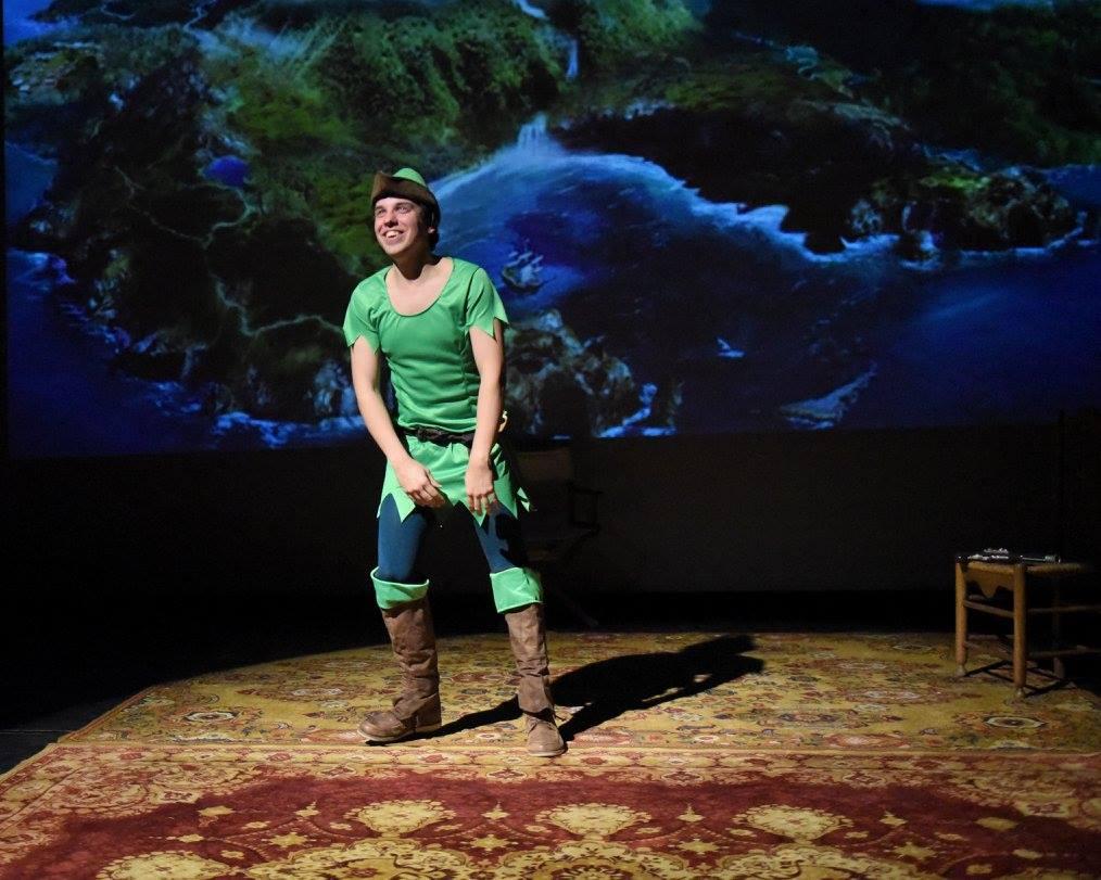 Concept, les RTT revisitent Peter Pan