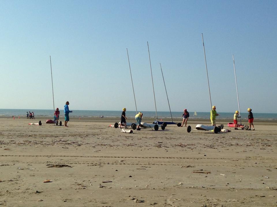Camp à la mer  1