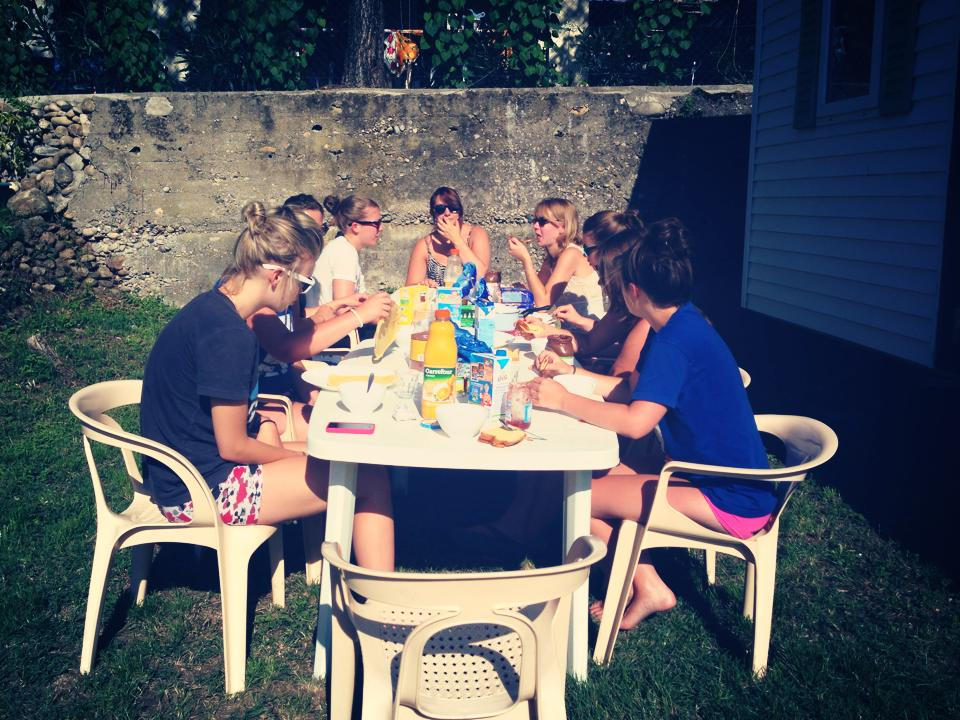 camp filles 2014 1