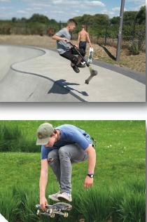 Atelier skate park